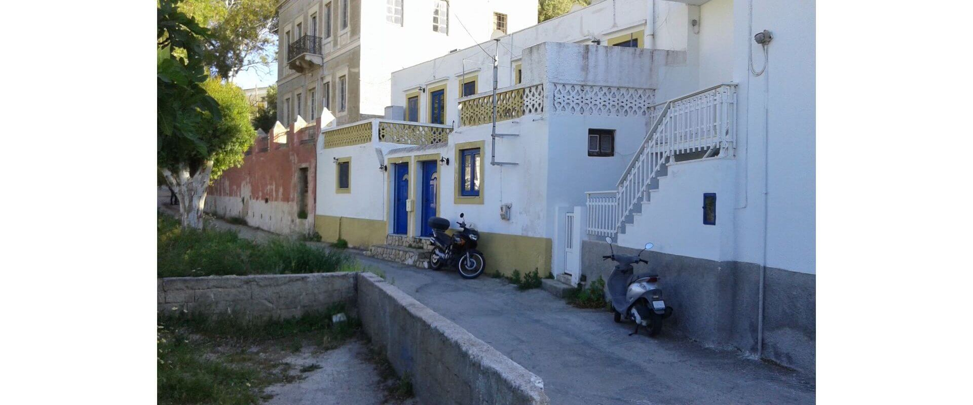Traditional house Leros L 348