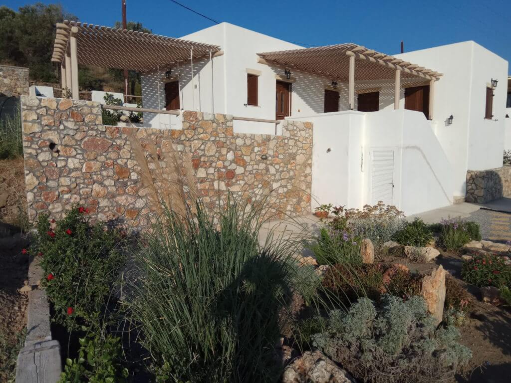 Contsruction of a house in Crithoni 3 Leros