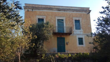 Neoclassical House in Leros L593