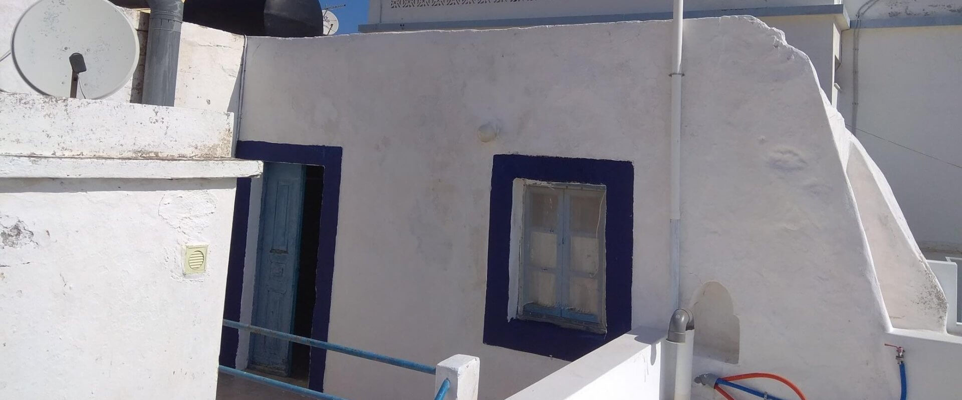 Traditional house in Vromolithos Leros L610