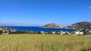 Leros island land in Alinda L 628