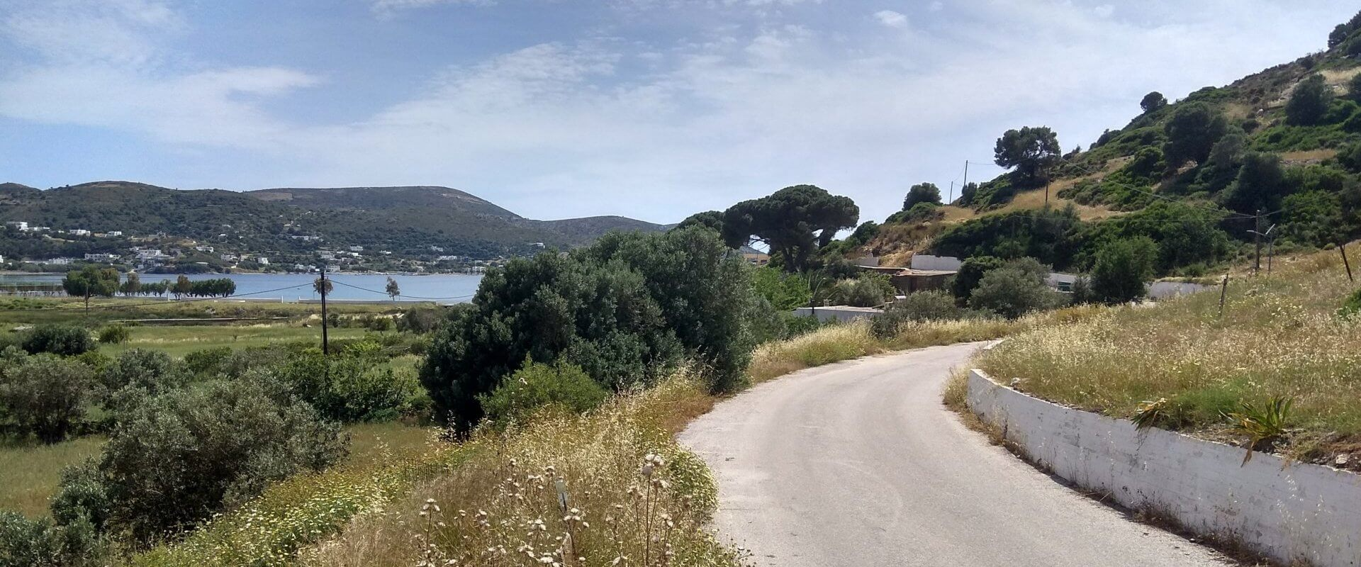Leros land in Gourna L 627