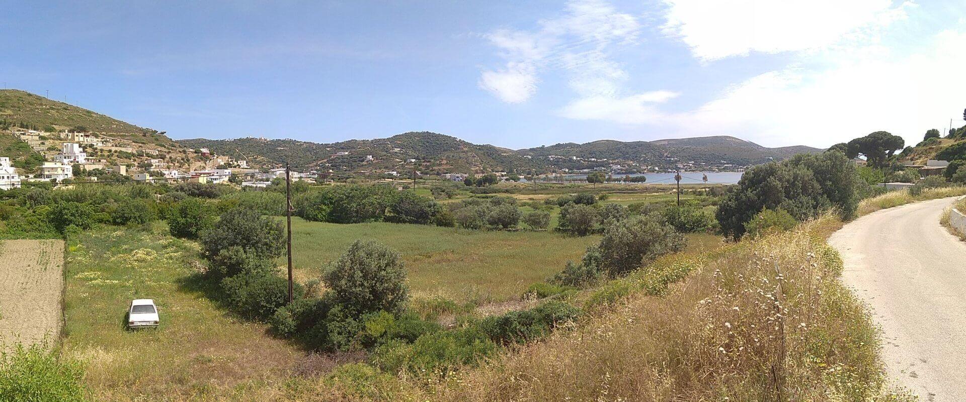 Leros land in Gourna L 627