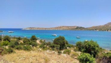 Leros seaside land Blefouti  L 641
