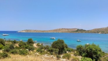 Leros seaside land Blefoutis L 641