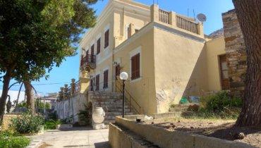 Neoclassical in Leros island L639