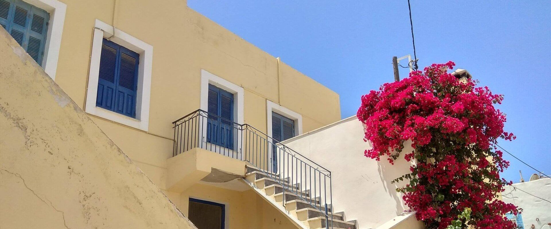 Traditional house in Agia Marina Leros L 646