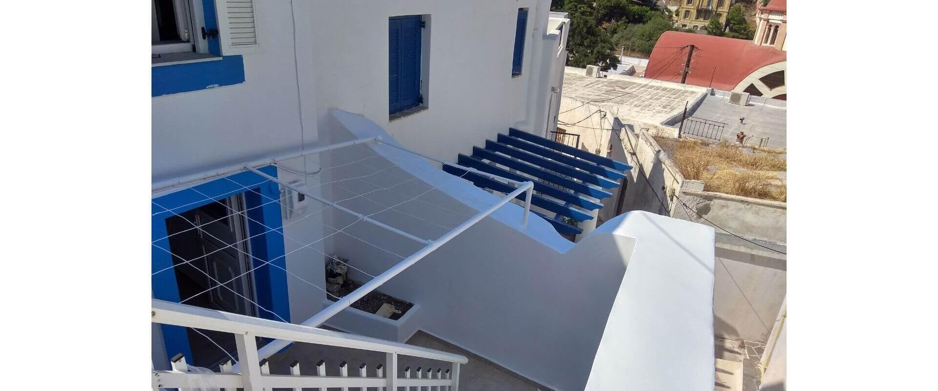 Traditional house Platanos Leros L 652