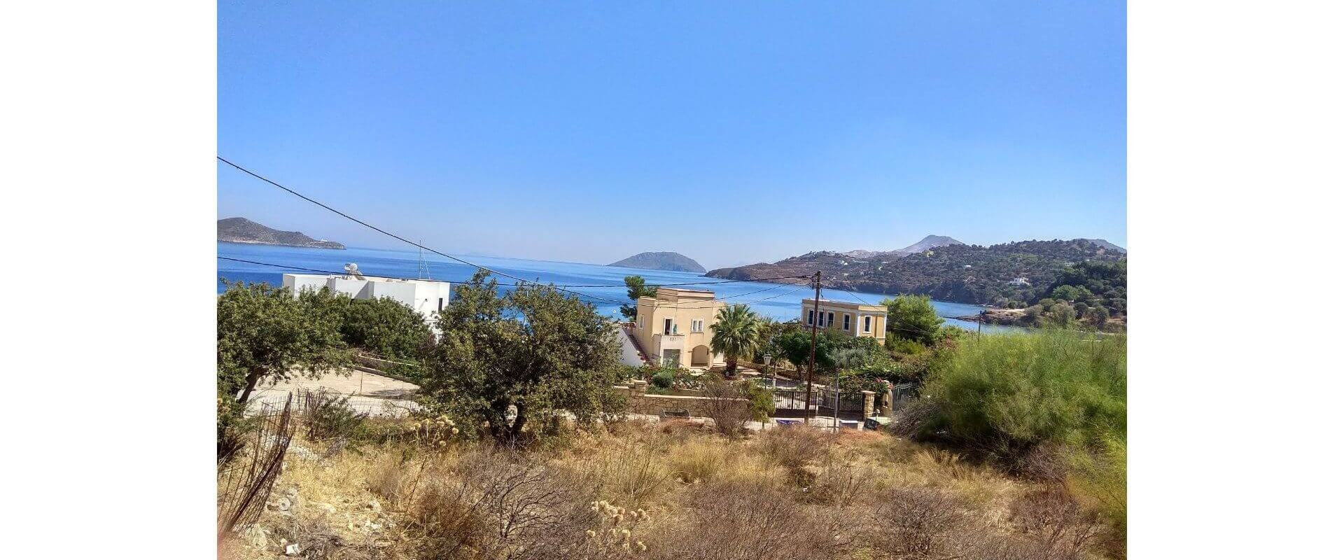 Land in Vromolithos Leros L 656