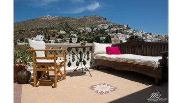 Traditional renovated house in Agia Marina Leros L 658
