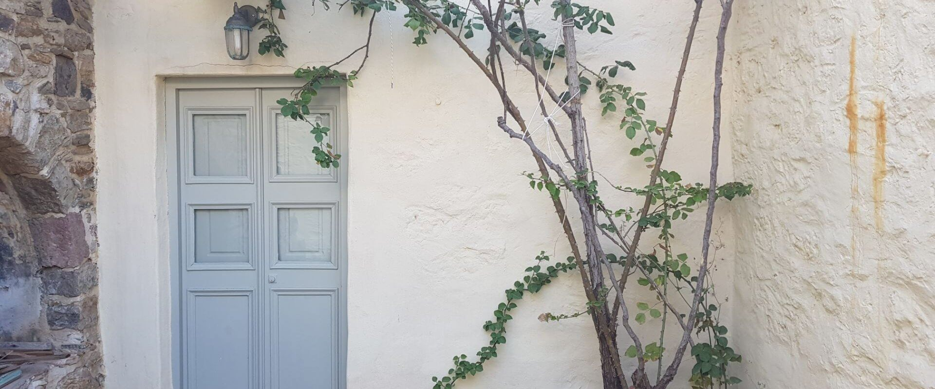 Traditional house in Platanos Leros L 659