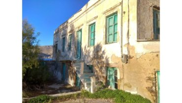 Leros Seaside Property in Crithoni L 663