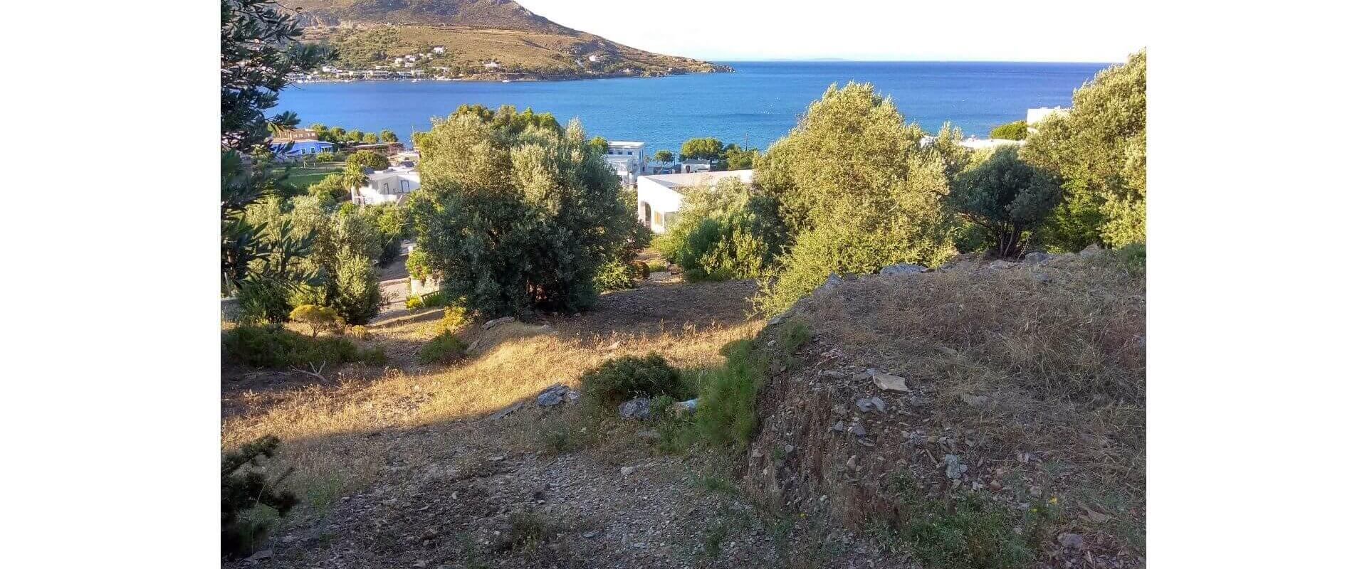 Alinda Leros plot for sale L 683