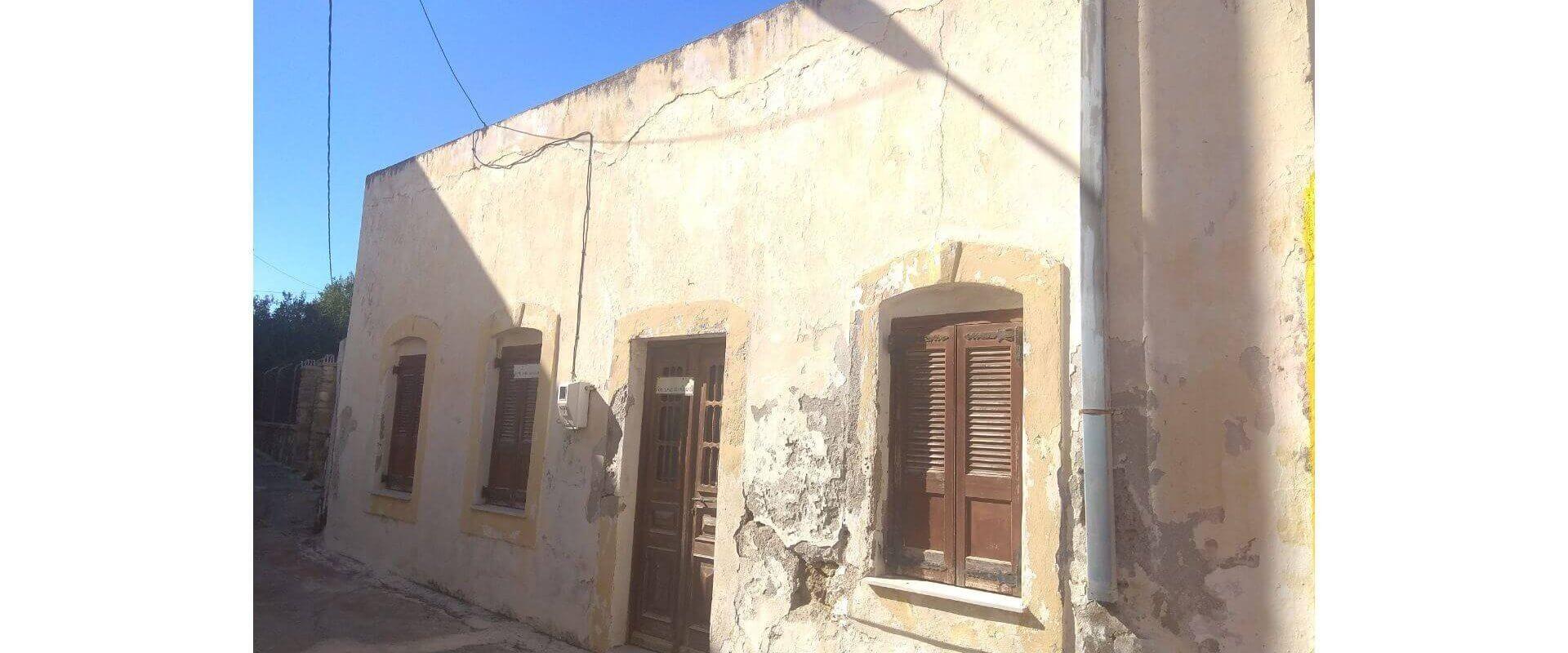 Traditional house Agia Marina L 686