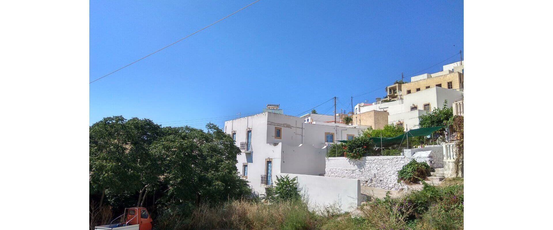Leros traditional house L 702